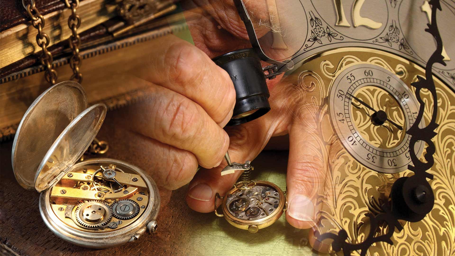 Welcome to Tempus Jewellery Repairs